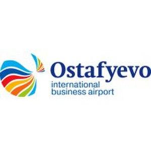 Ostafyevo International Airport - Image: Ostafyeo Airpoirt logo