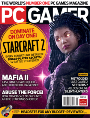 PC Gamer - Image: PCG US 201