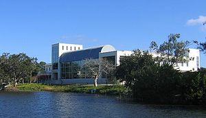Eckerd College - Eckerd College's Peter H. Armacost Library