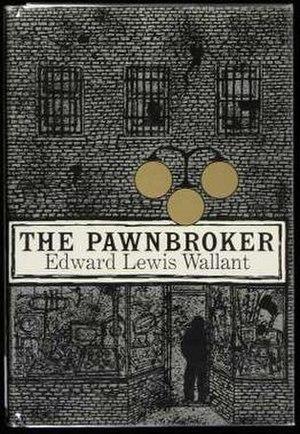 The Pawnbroker - First edition  (Harcourt Brace & World)