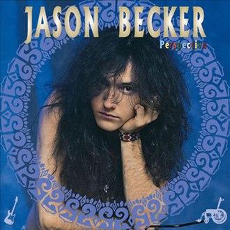 Perspective (Jason Becker album) - Image: Perspective Album Cover