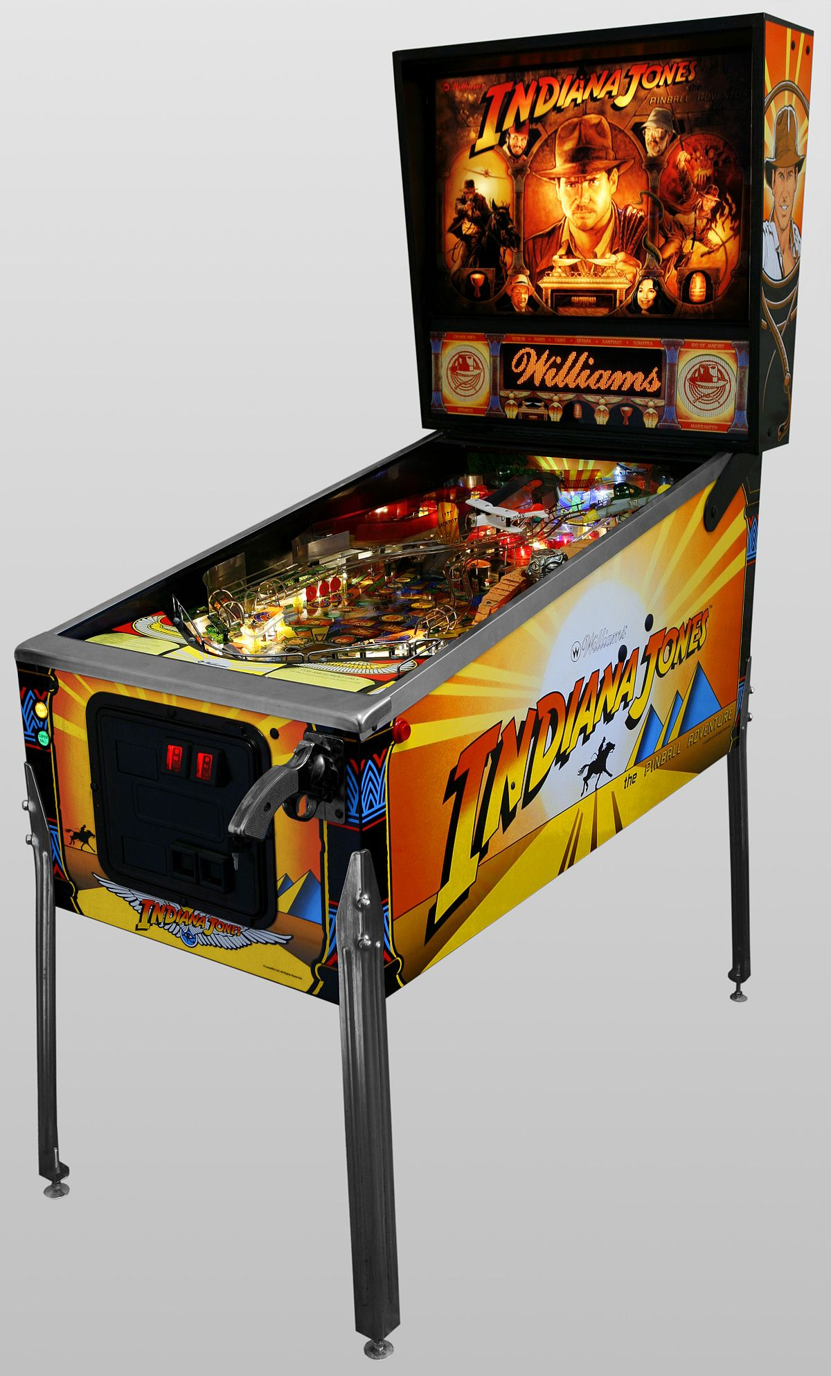 indiana jones the pinball adventure wikipedia