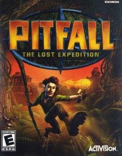 <i>Pitfall: The Lost Expedition</i>