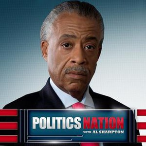 PoliticsNation with Al Sharpton - Image: Politics Nation