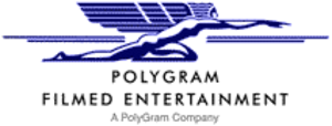 PolyGram Filmed Entertainment - PolyGram Filmed Entertainment logo, used from 1997 until 1999