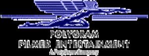 PolyGram Filmed Entertainment - PolyGram Filmed Entertainment logo, used from 1997 until 1999