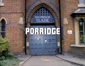 Porridge (TV series) - Porridge main title.