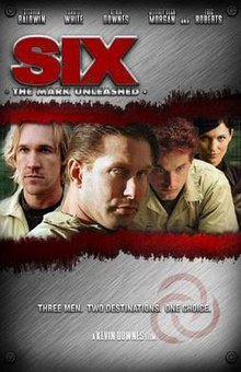 Poster of the movie Six-The Mark Unleashed.jpg