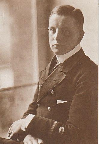 Wilhelm Friedrich, Duke of Schleswig-Holstein - Image: Prince Friedrich 2