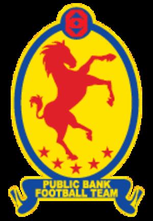 Public Bank F.C. - Image: Public Bank F.C. Logo