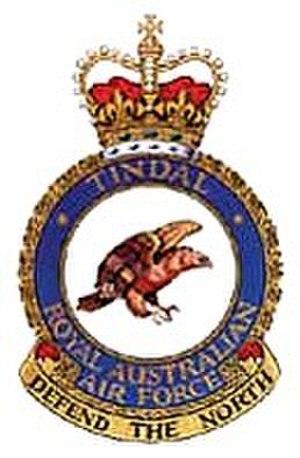 RAAF Base Tindal - Image: RAAF Tindal Crest
