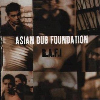 R.A.F.I. (album) - Image: Rafialbum