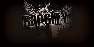 <i>RapCity</i> television series