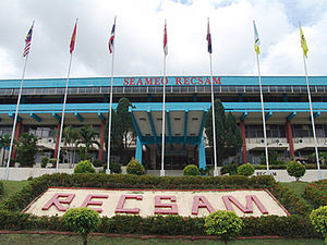 RECSAM - Regional Centre for Education in Science and Mathematics.