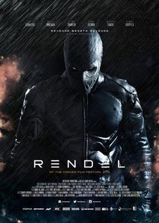 <i>Rendel</i> (film) 2017 Finnish superhero film