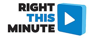 Right This Minute - Image: Right This Minute logo 2014