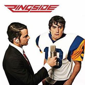 Ringside (Ringside album) - Image: Ringside Album Cover