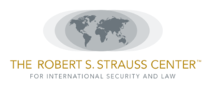 Robert S. Strauss Center for International Security and Law - Image: Robert S Strauss Center Logo