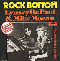 Rock Bottom (Lynsey de Paul and Mike Moran song).jpg