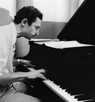 Russ Freeman (pianist) - Russ Freeman in the studio, 1951
