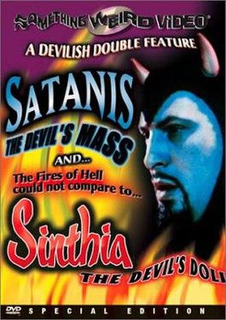 Satanis - Image: Satanis Devil's Mass