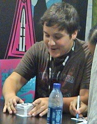 Sean Marquette - Marquette at the 2006 Comic-Con in San Diego.