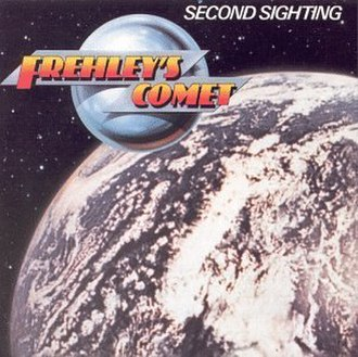 Second Sighting - Image: Second sighting album cover