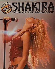 Shakira - Tour of the Mongoose.jpg