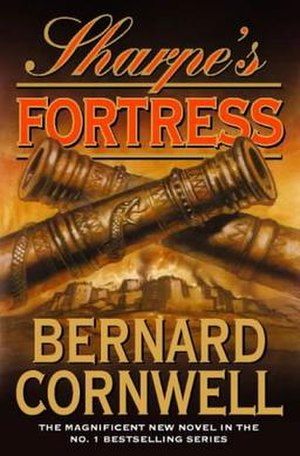 Sharpe's Fortress - First edition cover