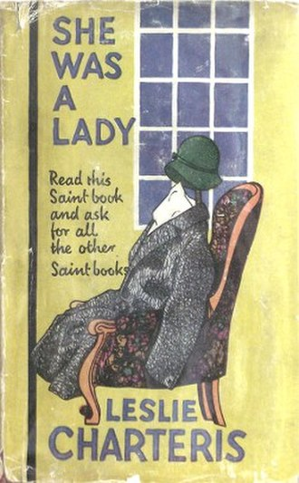 She Was a Lady - First edition
