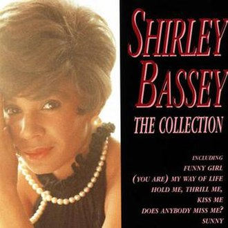 The Shirley Bassey Collection - Image: Shirley Bassey CD Collection re issue