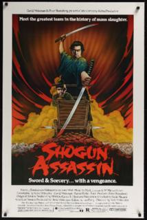 <i>Shogun Assassin</i> 1980 jidaigeki film