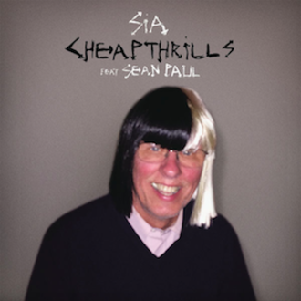 Sia featuring Sean Paul - Cheap Thrills (studio acapella)