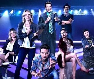 Sing It! - The cast of Sing It!.