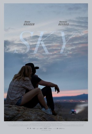 Sky (film) - Theatrical release poster