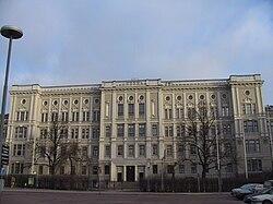 Metropolia University of Applied Sciences - Wikipedia