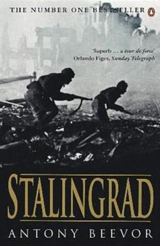 Stalingrad (book) - Image: Stalingradbook