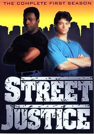 Street Justice - Street Justice Season One DVD Cover
