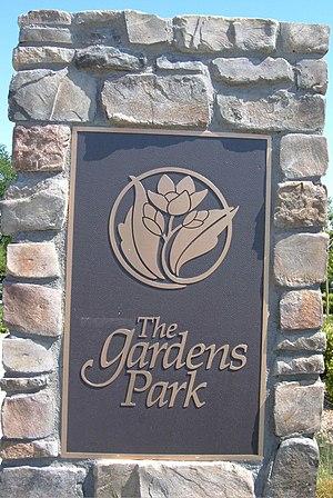 Summerlin, Nevada - Gardens Monument