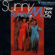 Boney M. — Sunny (studio acapella)