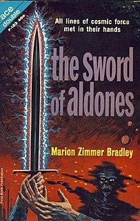<i>The Sword of Aldones</i> novel by Marion Zimmer Bradley