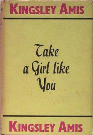 Take a Girl Like You - First edition