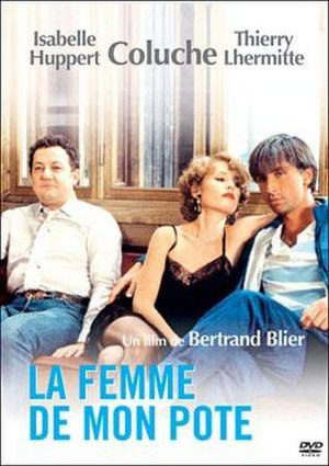 My Best Friend's Girl (1983 film) - Film poster