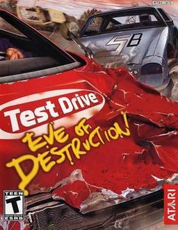 Test Drive: Eve of Destruction
