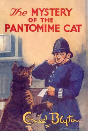The Mystery of the Pantomime Cat - First edition (publ. Methuen)