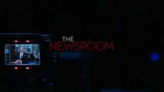 <i>The Newsroom</i> (American TV series) American drama TV series, 2012-2014