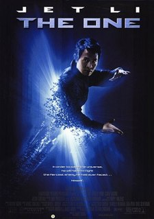 <i>The One</i> (2001 film) 2001 film by James Wong