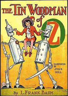 <i>The Tin Woodman of Oz</i> Book by L. Frank Baum