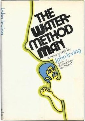 The Water-Method Man - First edition