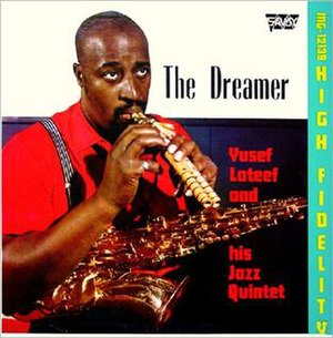 The Dreamer (Yusef Lateef album) - Image: The Dreamer (Yusef Lateef album)